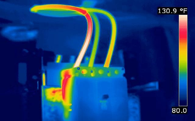 electrical thermal imaging