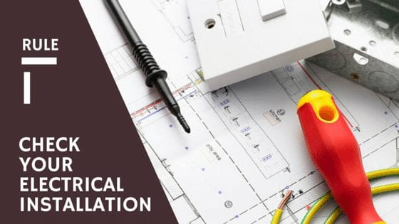 Check your Electrical Installation